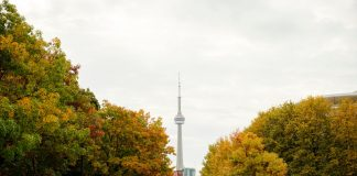 University of Toronto - CN Tower