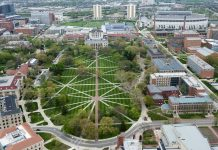 OSU Camps Aerial picture